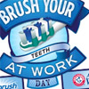 "Arm & Hammer Oral Care Urges Americans to ""Brush at Work"""
