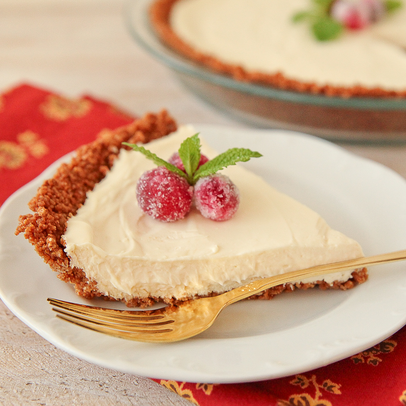 Greek Yogurt Pie